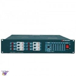 MD 206 Dimmer de 6 canales