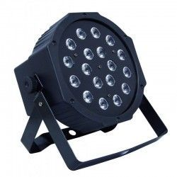 Mark SUPERPARLED ECO proyector de LED que integra 18 LEDs de 1W