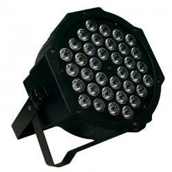Mark SUPERPARLED ECO 18 is a lighting projector incorporates 18 LEDs.