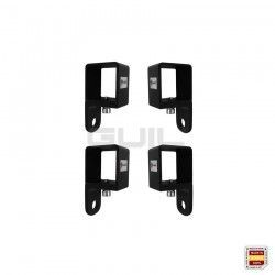 Set of 4 adapters for lifting line array systems in towers: ULK 600, ULK 650, ULK 800, ULK 600XL, ULK 650XL, ULK 800XL