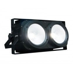 BLINDER 2L Blinder. 2 white + warm white COB LEDs up to 100W BC 7 DMX channels
