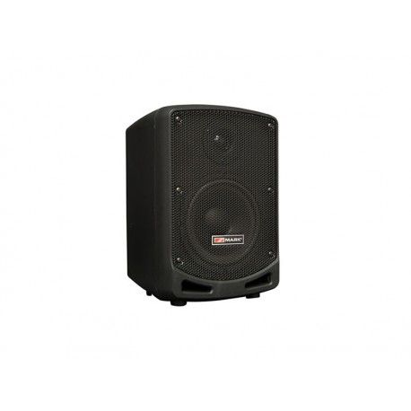 "MAM 45 Speaker 6.5 ""+ TWT, 20W amplifier, battery, VHF receiver, USB"