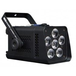 SUPERBAT LED 72 LED projector. Drums. 6 LED RGBWA UV (6 in 1) 12W c.u. 6/10 DMX channels. P.UNIDAD