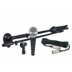 SET DM 50 Dynamic micro with cable, clip and support