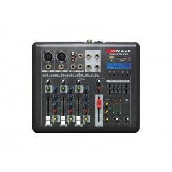2-channel mixer MAX 4 FX USB