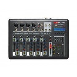 6-channel mixer MAX 6 FX USB
