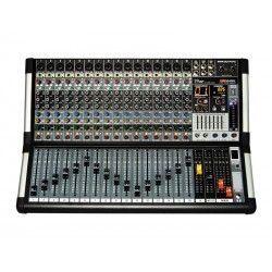 16 channel mixer MM 1699 USB BT