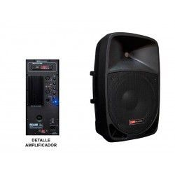 Mark M 15 A LWC 15 '' self-powered speaker box