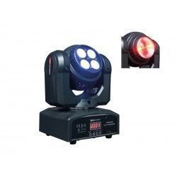 Moving head MOVILED 4-2 / 10 DOUBLE MKII