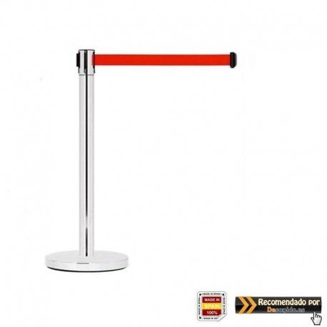 Guil PST-11 Pilar with retractable tape 3 red m