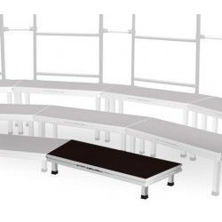 GRT-2 Module to form choir stands