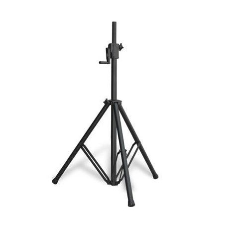 ALT-36 Support for telescopic speaker made of aluminum. Automatic lifting system.