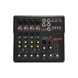 MAX 4 FX USB 2-channel mixer