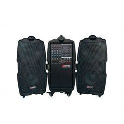 COMBO 700 Portable audio system.