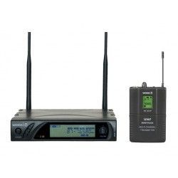 WRD 1100 AF / 2 UHF diversity wireless microphone system.