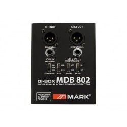 MDB 802 2-channel active injection box.