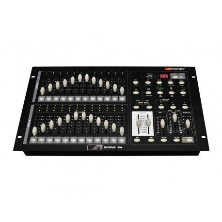 STAGE 4824 DMX DMX Controller. 48 channels.