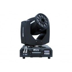 MOVILED 1210 B MKII Mobile head. 12 RGBW (4-in-1) 10W c.u. 14-channel DMX LEDs