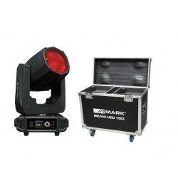 BEAM LED 150 x 2 + RACK Moving head that combines advanced technology and a wide range of functionalities