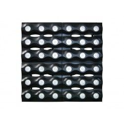MATRIX LED 180 Blinding. Matrix with 36 warm white LEDs of 3W each.