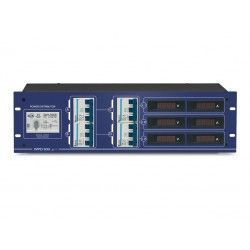 WPD 633 Three-phase current distributor.