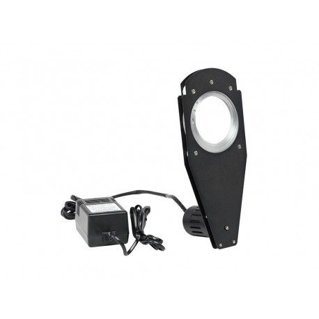 ROTARY GOBO HOLDER Own feeder. Allows gobo placement and rotation