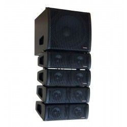 Mark MAP 1600 sistema Line array activo