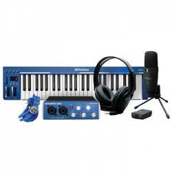 MUSIC CREATION SUITE Kit musical recording.