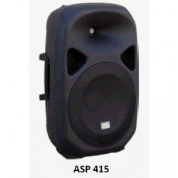 Audio Music passive ASP Box 415 400w