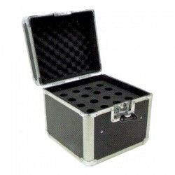 MICRO 16 CASE Transport case for 16 microphones.