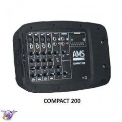 200 COMPACT Compact System powered