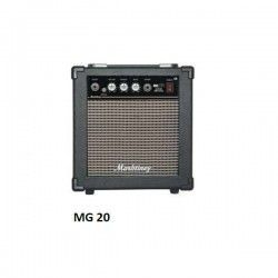 Amplifiers MG 20 MG Martinez guitar model.