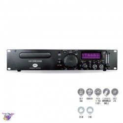 ONE CD / USB single CD player with USB and MP3