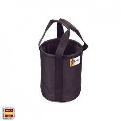 BLC-01 portacadenas Bag reinforced with double handle and a base inner clamp.