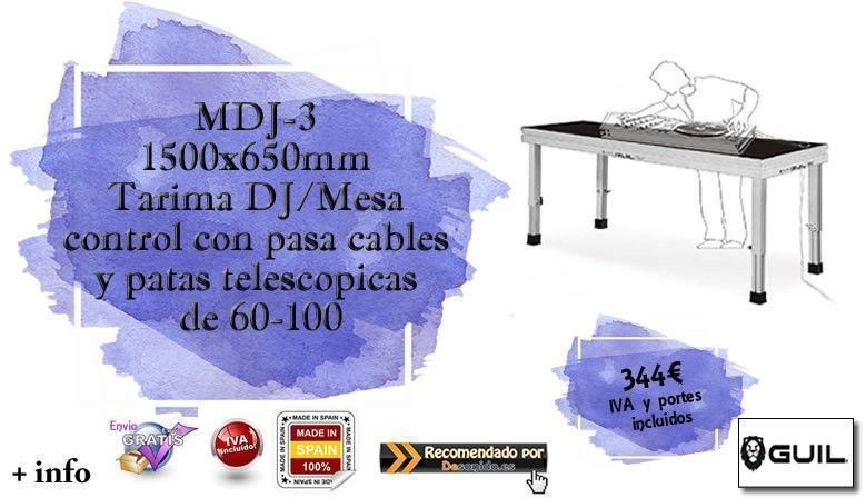 DJ table MDJ-3
