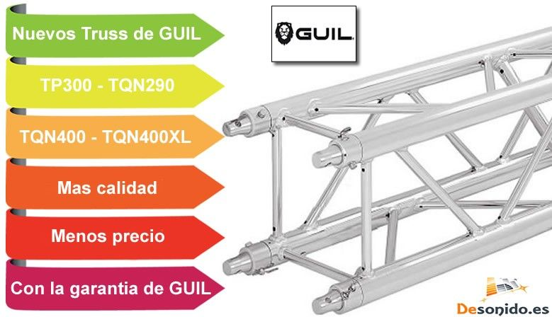 New Truss from GUIL